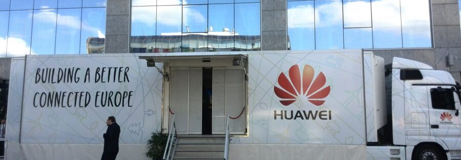 Huawei road show