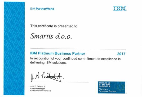 IBM Platinum PB